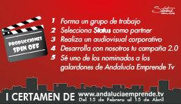 Producciones Spin Off Andalucía Emprende