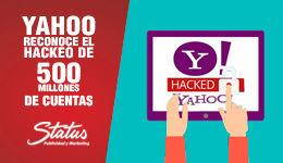 Hackeo Yahoo