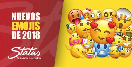 Nuevos emojis 2018 WhatsApp
