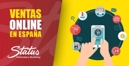 Ventas online en España